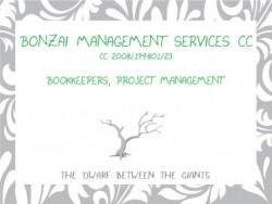 Bonzai Management Services CC