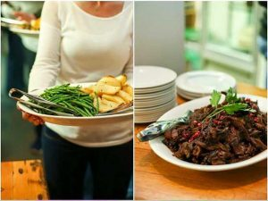 Vleesbaai Restaurant Oop Naweke