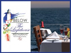 Below the Light House Restaurant