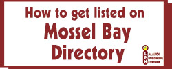 get Listed on Mossel Bay Directory