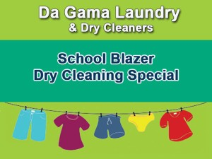 Winter School Blazer Dry Cleaning Special Offer