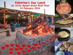 Valentine's Day Lunch Mossel Bay
