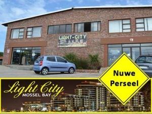 Nuwe Perseël vir Light City in Mosselbaai