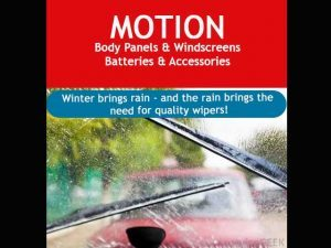 Quality Wipers in Mossel Bay available