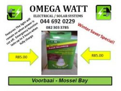 Energy Saving Bulbs in Mossel Bay