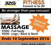 Massages in Mossel Bay