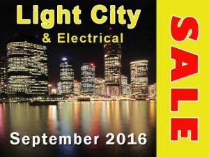 September Sale at Light City in Mossel Bay