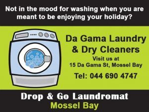 Drop and Go Laundromat in Mossel Bay