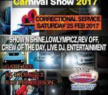 Goldwagen Sponsorship at Elite Crew Carnival Show Mossel Bay