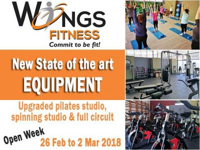 New State of the art Equipment at Fitness Studio in Mossel Bay