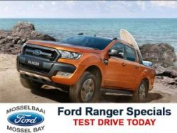 New Ford Ranger Specials available at Mossel Bay Ford