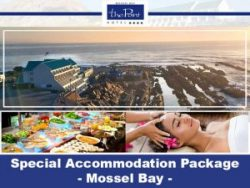 Special Accommodation Package in Mossel Bay