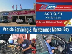 Vehicle Servicing and Maintenance in Mossel Bay