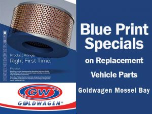 Replacement Vehicle Parts Special Offers in Mossel Bay