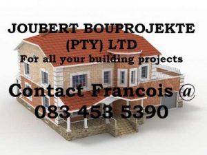 Joubert Bouprojekte PTY LTD