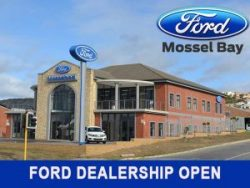 Mossel Bay Ford Open For Business