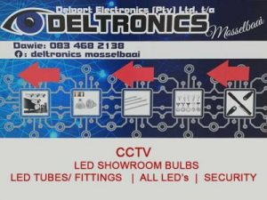 Lighting and Electrical Supplies Shop in Mossel Bay