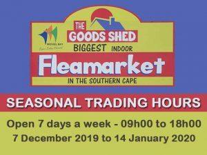 Indoor Flea Market in Mossel Bay