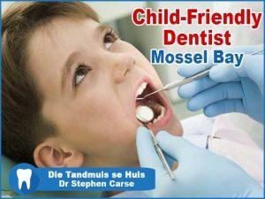 Child-Friendly Dentist in Mossel Bay