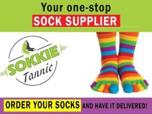 Western Cape Order Your Socks and have it Delivered