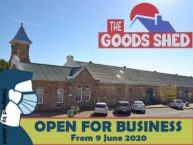 The Goods Shed Mossel Bay Open for Business