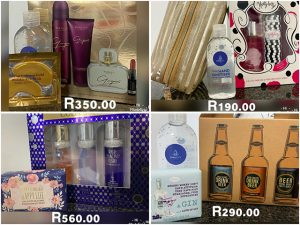 Christmas Specials on Branded Beauty Products in Mossel Bay