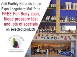 Earthly Naturals at Expo Langeberg Mall