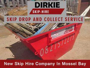 New Skip Hire Company in Mossel Bay