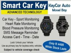 Smart Car Key Watch For Sale