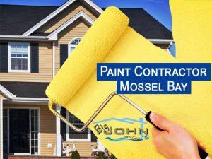 Paint Contractor in Mossel Bay