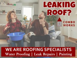 Do you have a Leaking Roof?