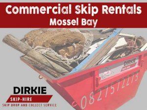 Commercial Skip Rentals Mossel Bay
