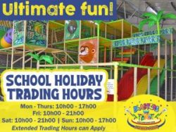 Indoor Play Area Mossel Bay